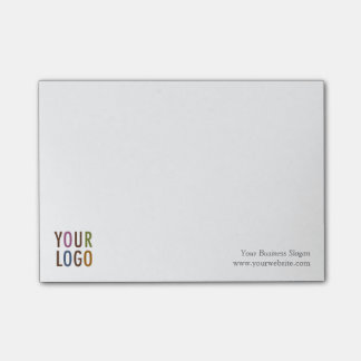Post-it® Notes Custom Company Logo Promotional