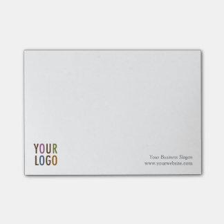 Post-it® Notes Custom Company Logo Promotional