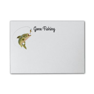 photographybydebbie Post-it-Notes-Fishing Post-it Notes