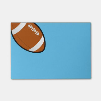 Post-it-Notes-Football Post-it Notes