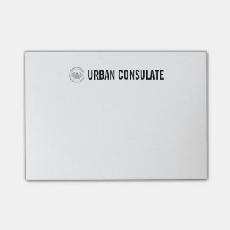 Post-it urbanos del consulado notas post-it®