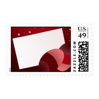 Post me for Easter Postage Stamp