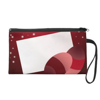 Post me for Easter  Wristlet Clutch
