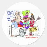 Post Modern Wonderland Sticker