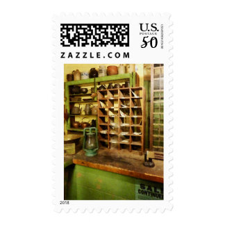 Post Office in General Store Postage