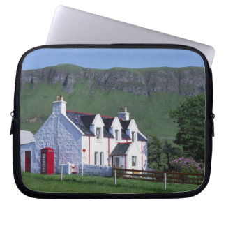 Post Office, Linicro, Isle of Skye, Highlands, Computer Sleeve