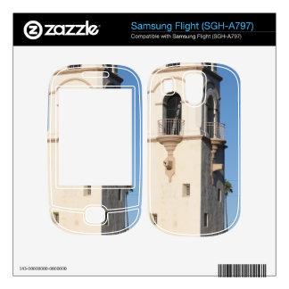 Post Office Tower Ojai Decal For Samsung Flight