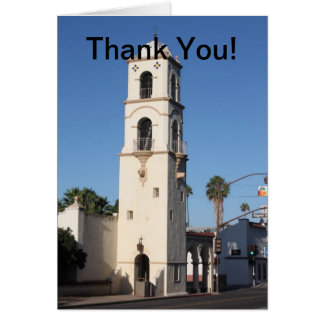 Post Office Tower Ojai Stationery Note Card
