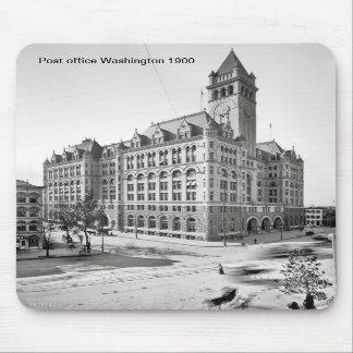 Post office Washington Mousepad