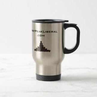 Post-Peak Liberal Travel Mug