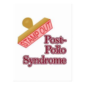 Post-Polio Syndrome Postcard