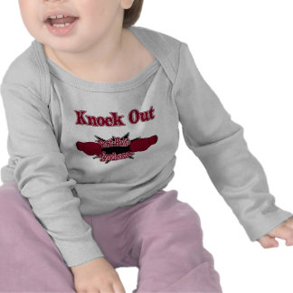 Post-Polio Syndrome T Shirts