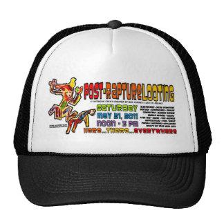 Post-Rapture Looting Cap Mesh Hats