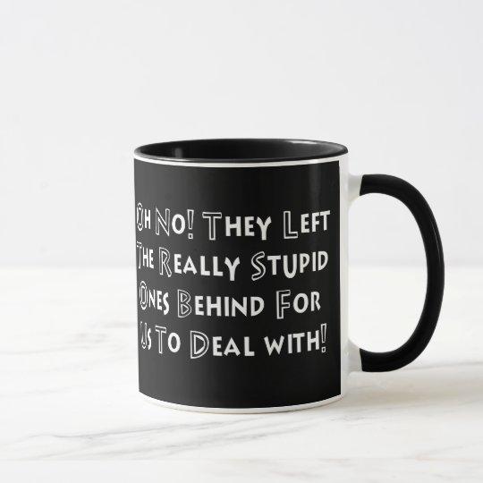 Post Rapture Mug