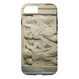 Post-restoration panel No.I from the exterior pulp iPhone 7 Case