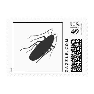 Post Roach Postage Stamps