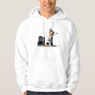 Post-Rock Basic Hooded Sweatshirt  vol.1