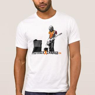 Post-Rock Destroyed T-Shirt  vol.1