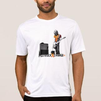 Post-Rock Performance Micro-Fiber T-shirt  vol.1