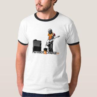 Post-Rock Ringer T-Shirt vol.1