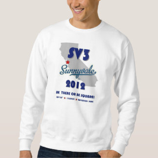 Post-SV3-S'vale Events 3rd Annual BBQ Sweat shirt