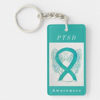 Post-Traumatic Stress Disorder Awareness Keychain