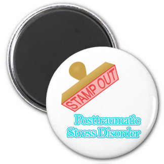 Post Traumatic Stress Disorder Magnet