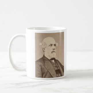 Post War Portrait of General Robert E. Lee Coffee Mug