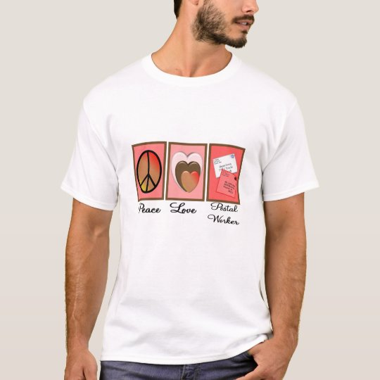Post Worker Gifts T-Shirt