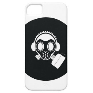 Post World Zuno : Gas Mask 04 iPhone SE/5/5s Case