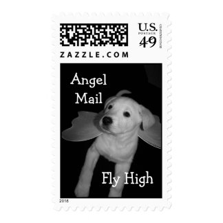 Postage Angel Mail, Fly High