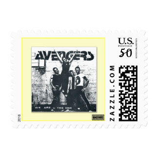 Postage Avengers We Are The One (X) Dangerhouse