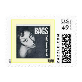 Postage Bags Survive Dangerhouse