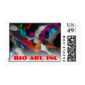 Postage - Bio Art