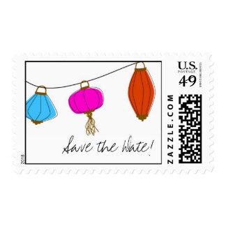 Postage Chinese Lanterns