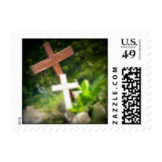 Postage cross