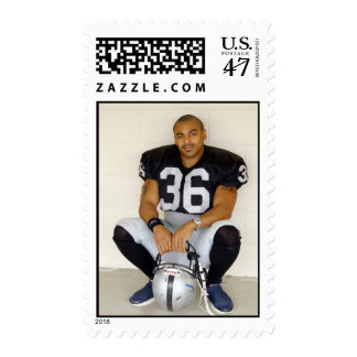 Postage, Football Player Postage