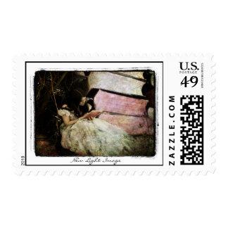 Postage-Forgotten Leisure Stamp