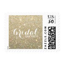 Postage - Glitter Bridal Shower