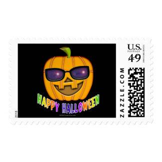 Postage - Halloween Jack O Lantern Pumpkin
