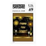 Postage Happy New Year