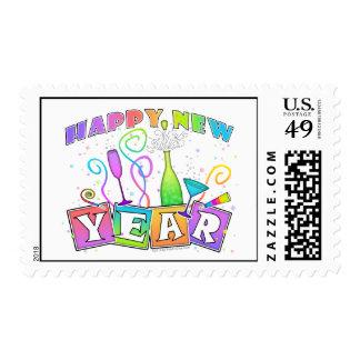 Postage - HAPPY NEW YEAR
