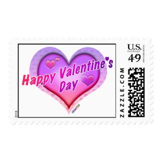 POSTAGE - Happy Valentine's Day