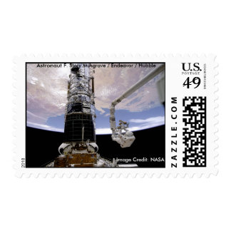 Postage / Hubble Telescope / Earth Limb