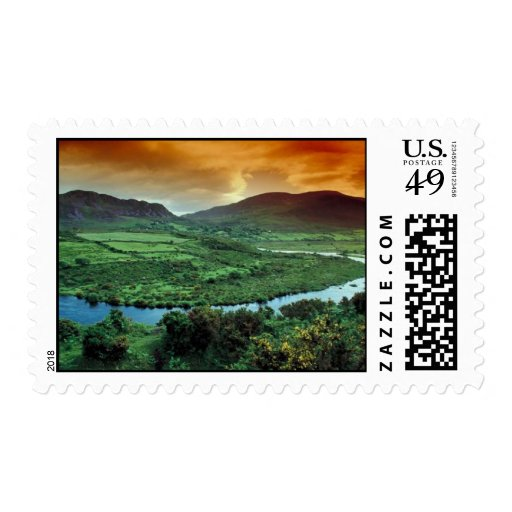 Postage-Ireland Stamp
