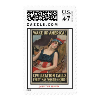 Postage JOIN THE FIGHT!
