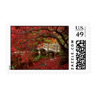 postage landscape