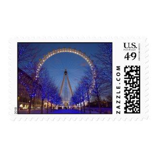postage landscape London