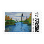 "Postage ""Lincoln Park - Chicago"""