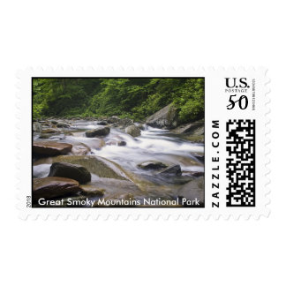 Postage - Little Pigeon River, Great Smoky Mtns. N